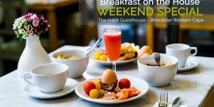 Breakfast on the House - Weekend Special
